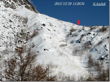01冬の有珠山