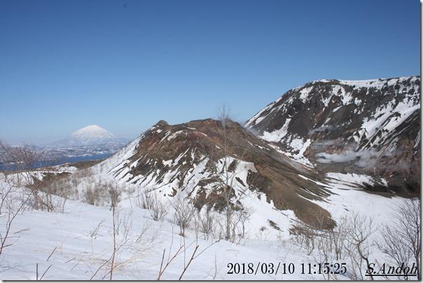 3.11東北大震災追悼登山