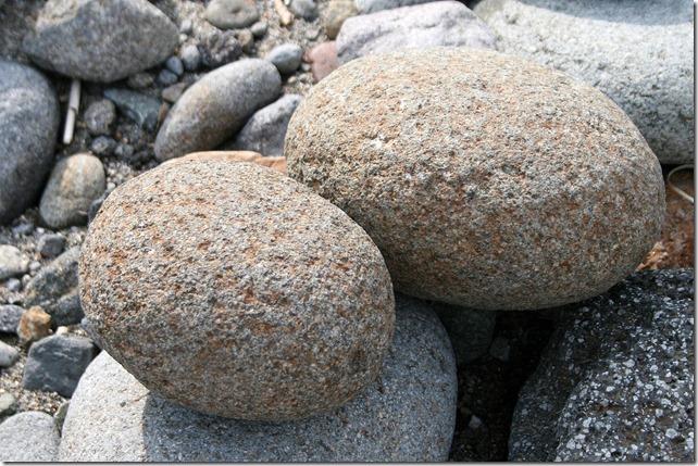 65球状の石ころ